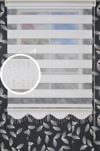 Klipart Açık Kasa Zebra Perde Sümela 02