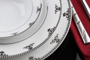 Sevenly 85 Parça Mega Serisi Yuvarlak Porselen Yemek Takımı 5063