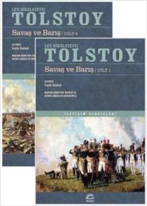 Savaş ve Barış (2 Cilt Takım) Lev Nikolayeviç Tolstoy