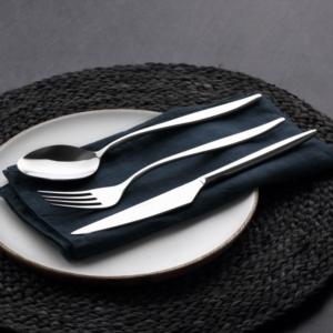 Güral Porselen Yenisey  85 Parça Sandık Hediyeli Çatal Bıçak Takımı