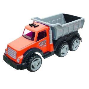 Pilsan Master Truck Kırmızı - Kutulu