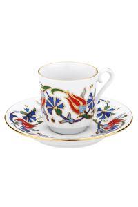 Kütahya Porselen 460 Desen Kahve Fincan Takımı