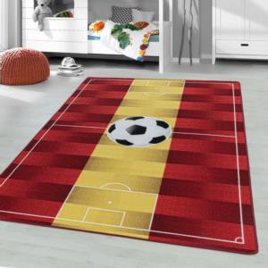 Ayyıldız Halı Play Polyamid Çocuk Halısı 2914 Yellow