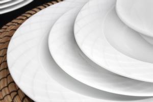 Güral Porselen 24 Parça Alfa Yemek Seti ALF24Y400