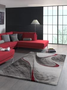 Merinos Halı Brilliance Serisi 662 910 Red