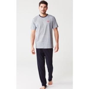 Mod Collection 3249 Erkek Pijama Takımı Lacivert