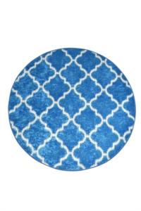 Chilai Home Moroccan Dekoratif Halı Djt Çap 100 Cm