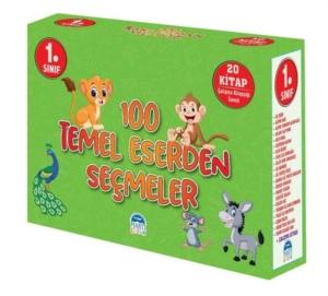 100 Temel Eserden Seçmeler 1. Sınıf-Mehmet Orhan