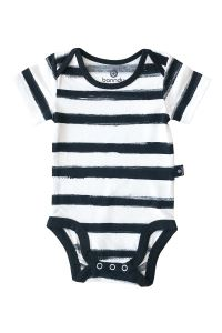 Bebek Kısa Kollu Body - Joy