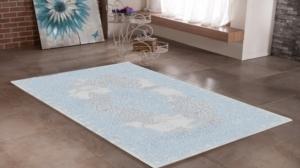 Merinos Halı Style Serisi 30526 30 Turquoise