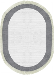Hitit Halı Lidya Lüx Serisi 4495 Oval