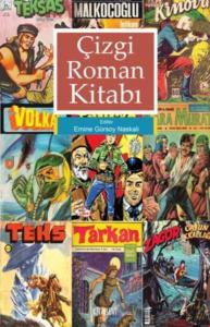 Çizgi Roman Kitabı-Emine Gürsoy Naskali
