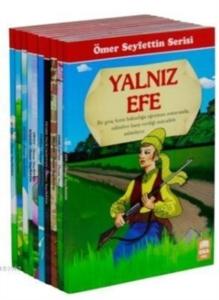 Ömer Seyfettin Seti (10 Kitap Takım)-Ömer Seyfettin