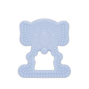Babyjem Diş Kaşıyıcı Fil Mavi