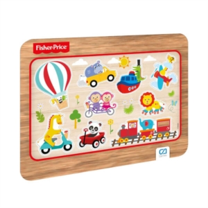 Eğitici Fisher Price (Asorti 36