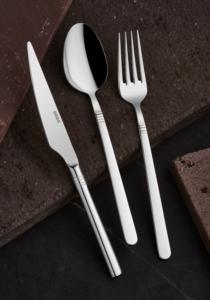 Onon Paris 60 Parça Sade Çatal Kaşık Bıçak Takımı Kutulu Set
