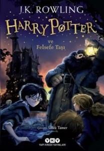 Harry Potter ve Felsefe Taşı - 1 Kitap-J. K. Rowling