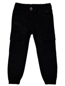 Civil Girls Kız Çocuk Pantolon 2-5 Yaş Siyah