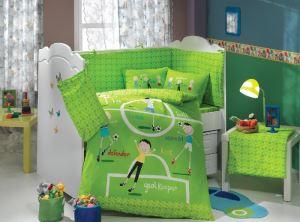 Hobby Deluxe Bebek Uyku Seti Soccer Yeşil