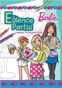 Eğlence Partisi - Barbie-Kolektif