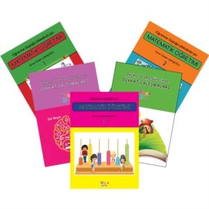 Öğrenme Güçlüğü için Matematik Öğretimi Disleksi Seti (5 Kitap Takım)-Evren Özden Çavuşoğlu