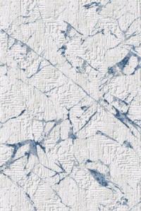 Linea Halı İpek Akrilik Halı 25230 Mavi