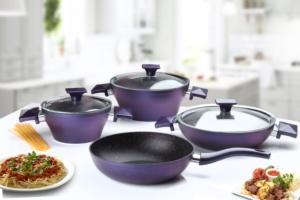 Bonera Kupa Cookware 7 Parça Tencere Seti
