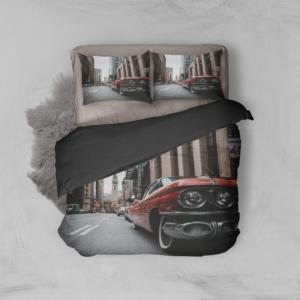 Minteks Tek Kişilik 3D Nevresim Takımı - Car- 16162