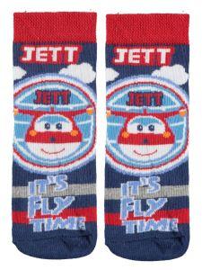 Harika Kanatlar Erkek Çocuk Çorap 3-7 Yaş Lacivert