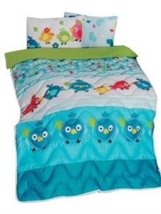 Zambak-Home Bebek Yorganı Ve Yastık Kılıfı- 11390-01