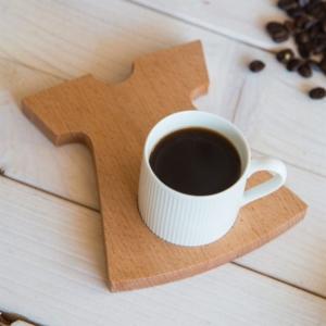 Joy Kitchen 2 Parça Kaftan Kahve Takımı UP00315