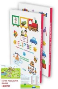 Çocuklar için Elif Be (2 Kitap Takım)- Melek Bozdoğan, Murat Bozdoğan