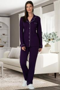 Mecit Mor Kadın Pijama Takımı