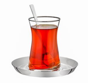 Özlife 12 Parça Mess Sade Çay Seti- 935