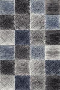 Merinos Halı Indigo Serisi 22170 395 Blue