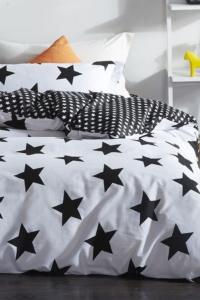 Eponj Home Mature Nevresim Seti Çift Kişilik Bigstar Siyah