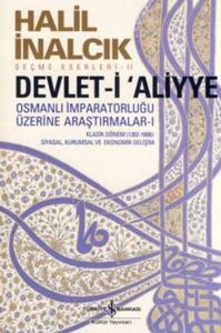 Devlet-i Aliyye-Halil İnalcık