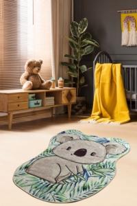 Chilai Home Koala Shape Çocuk Halısı 140x190 cm