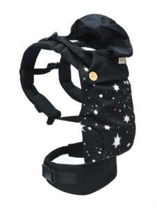 İlkay Baby Ergonomik Kanguru Handy- Yıldızlar 3 Ay-4 Yaş