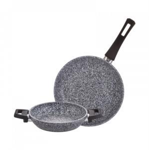 Karaca Azul Bio Granit Antibakteriyel Tava+Sahan Set