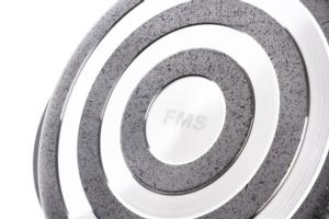 Fms 6 Parça Silikon Kulplu Granit Omlet Set -G-5007