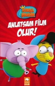 ANLATSAM FİLM OLUR - KRAL ŞAKİR-Varol Yaşaroğlu