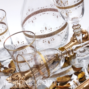 Royal Kristal 31 Parça 505 Gold Cam Set