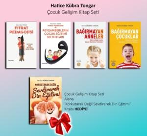 Hatice Kübra Tongar Çocuk Gelişim Kitap Seti