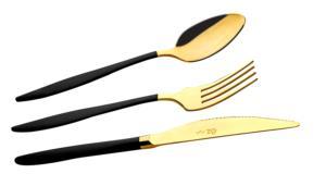 Özlife Işıl Gold 60 Parça Çatal Kaşık Takımı- 823
