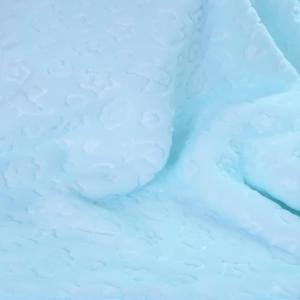 Özdilek Embos Mint 100x120 cm Bebek Battaniyesi