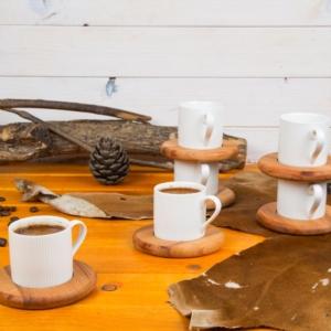 Joy Kitchen Payidar Kahve Takımı - 6 Kişilik UP00623
