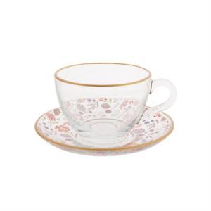 Karaca Elenie 6 Kişilik Çay Fincanı