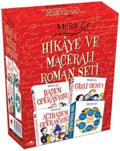 Hikaye ve Maceralı Roman Seti-Melek Çe