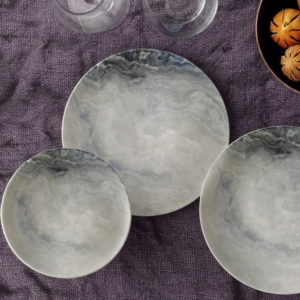Güral Porselen 24 Parça Elegant Bone Yemek Seti DG 50